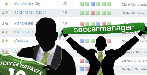 Soccer manager games. Free online soccer manager game!