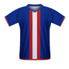 Atlético Madrid away football jersey