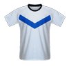 Vélez Sársfield home football jersey