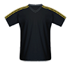 Real Madrid away football jersey