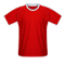 Accrington Stanley football jersey