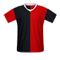 Atlas maillot de football