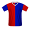 Cagliari football jersey