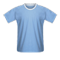 Coventry City jersi bola sepak