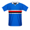 Sampdoria football jersey