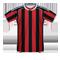 E. Frankfurt camisa de futebol