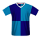 Le Havre AC football jersey