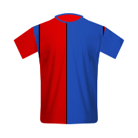 Cagliari home football jersey