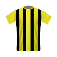 Borussia Dortmund away football jersey