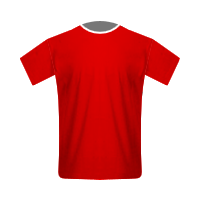 Al Ahly home football jersey