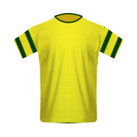 Brazil football jersey