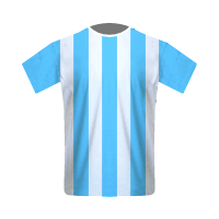 Racing Club home football jersey