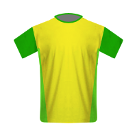 Norwich City home football jersey