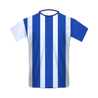 La Louvière home football jersey