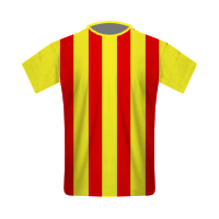 Barcelona away football jersey