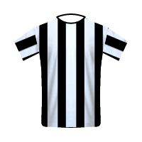 Juventus home football jersey