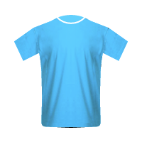 Zenit Saint Petersburg home football jersey