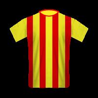 Galatasaray SK Uniforme para partidas em casa
