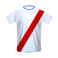 Rayo Vallecano home football jersey