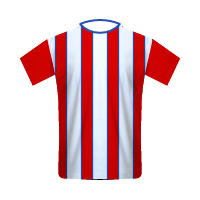 Real Sporting home football jersey