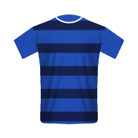 RC Strasbourg Alsace home football jersey