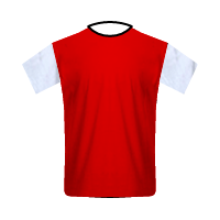 Arsenal home football jersey