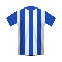 Deportivo Alavés home football jersey