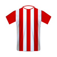 Accrington Stanley home football jersey