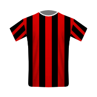 AC Milan home football jersey