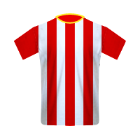 Girona FC home football jersey