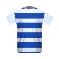 Reading home football jersey