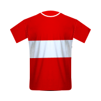 Middlesbrough home football jersey