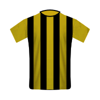 Berwick Rangers home football jersey