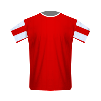 Gresley FC home football jersey