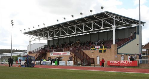 Picture of Deeside Stadium