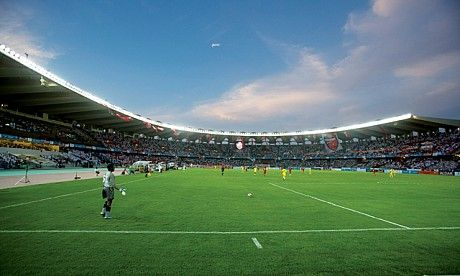 Picture of Al-Ahly Stadium