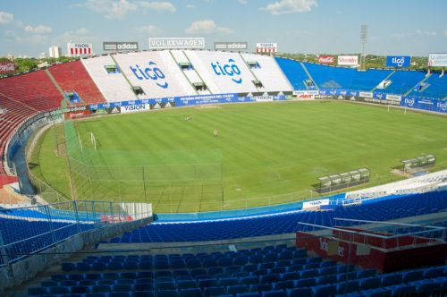 Picture of Estadio Defensores del Chaco