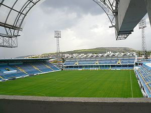 Picture of Podgorica Stadium
