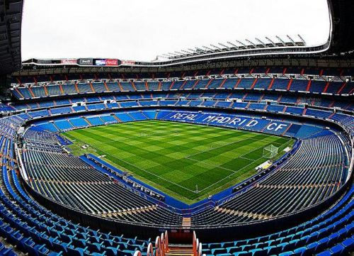 Photo del Santiago Bernabéu