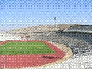 Picture of Yadegar-e Emam Stadium (Qom)