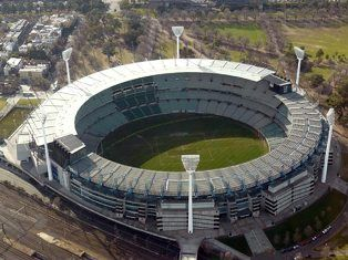 Foto del Melbourne Cricket Ground