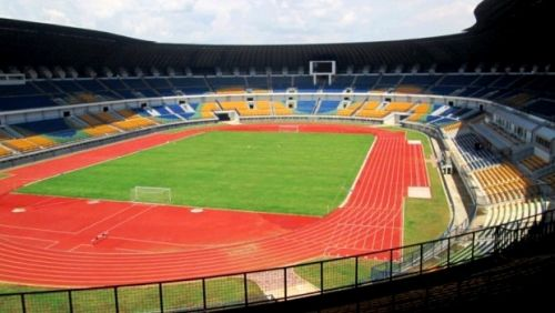 Jakarta International Stadium Image: Soccer Wiki All Stadiums