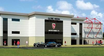 Picture of Globe Arena