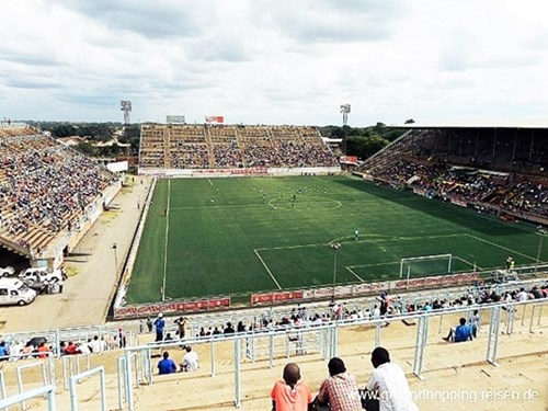 Picture of Rufaro Stadium