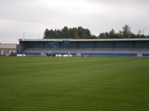 James Parnell Stadium Resmi
