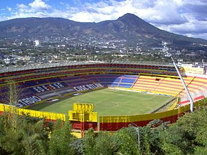 Picture of Estadio Cuscatlán