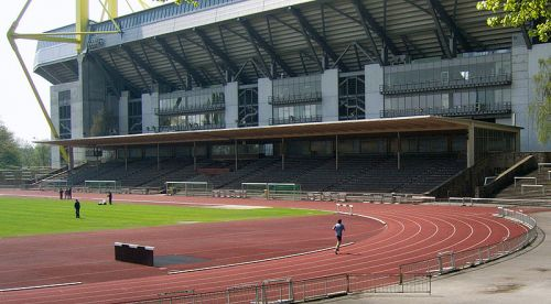 Picture of Stadion Rote Erde