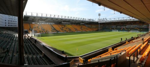 Carrow Road Resmi