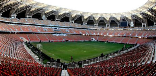 Picture of King Abdullah Sports City