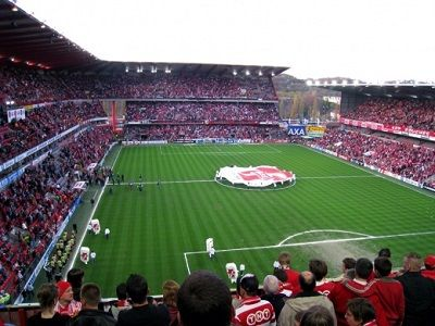 Photo del Maurice Dufrasne Stadion
